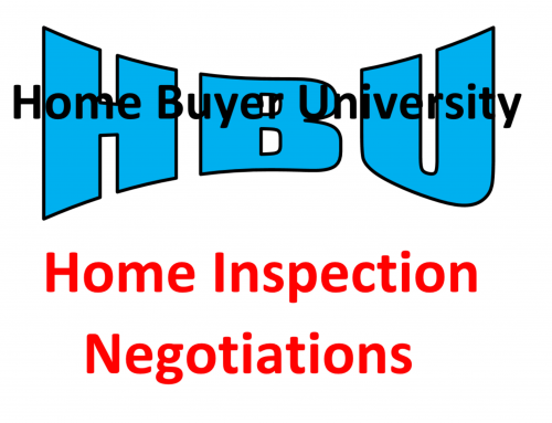 HBU E11 – Negotiating Home Inspection Issues