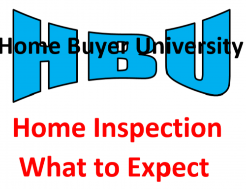 HBU E10 – Home Inspection, What to Expect?